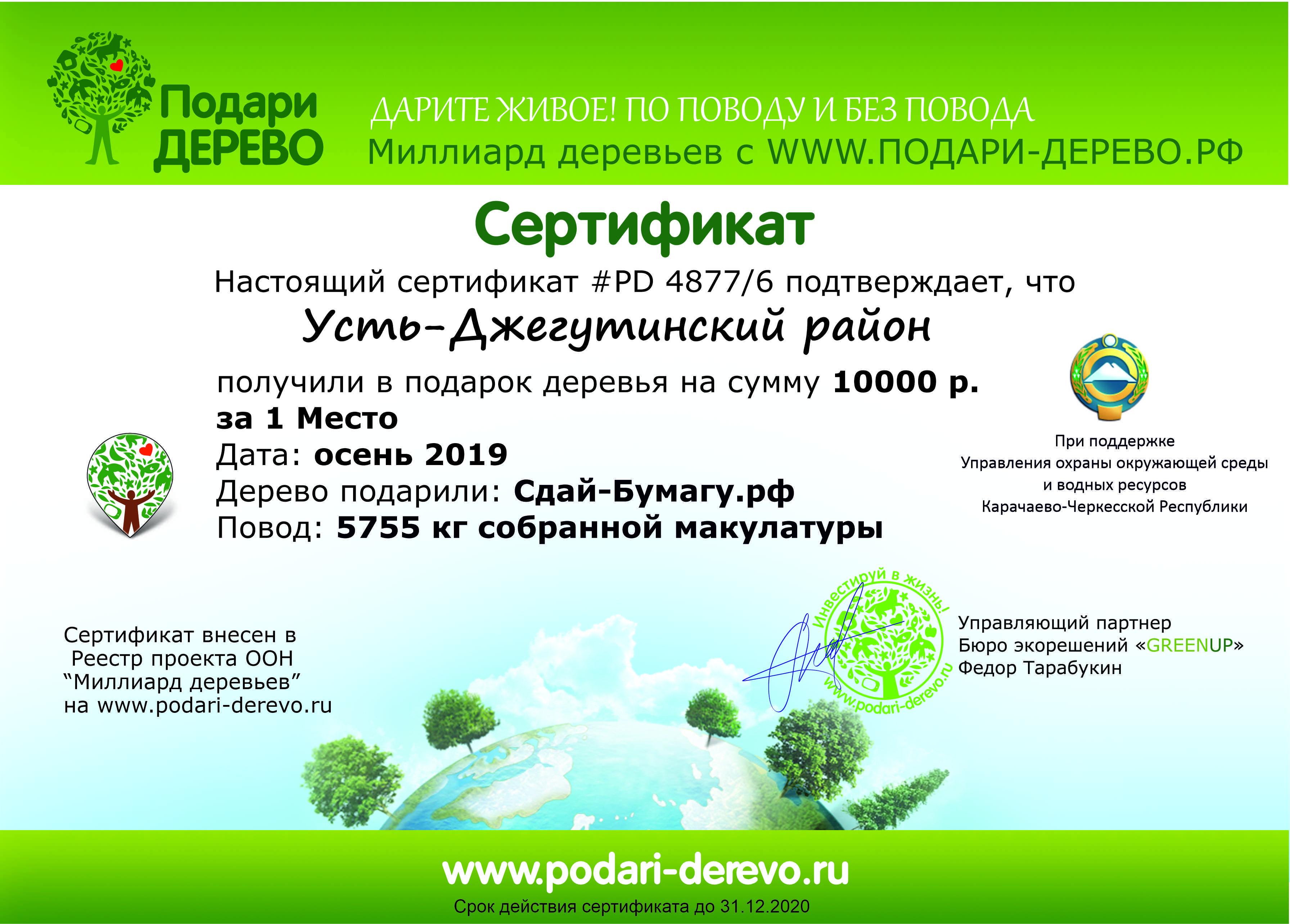 Всероссийский Эко-марафон переработка «Сдай макулатуру - спаси дерево»